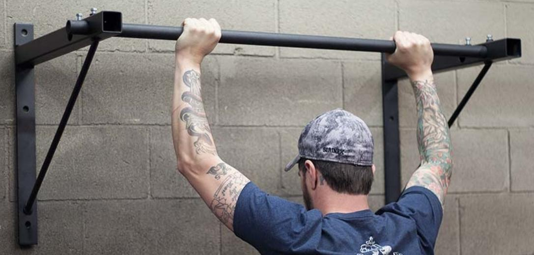 CFF wall-mounted-pull-up-bar