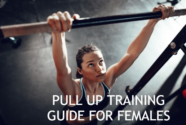 Pull Up Training Guide for Women