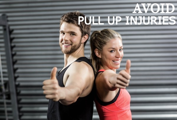 Avoiding Common Pull Up Injuries