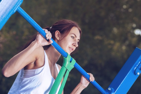 best pull up guide for women