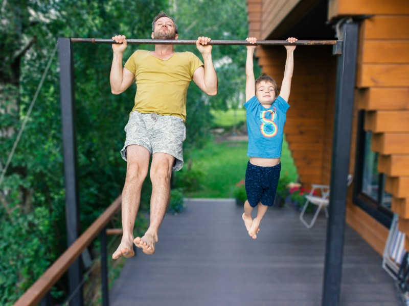 avoid injuries from pull ups